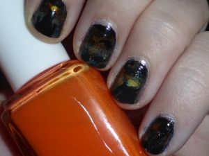 Lord of the Rings Nail Art (3)