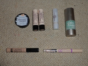 Makeup Collection Face Products (4)